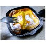 煮込みハンバーグをあつあつのまま食卓に出せるフライパン~インスタにはもってこい!~